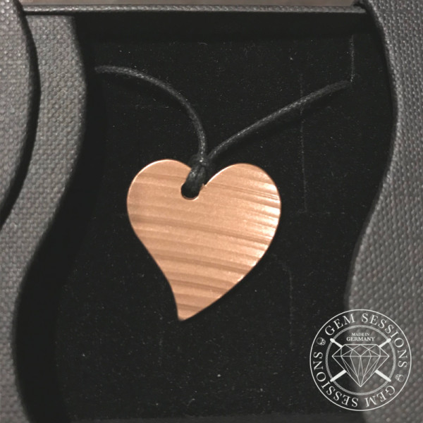 Corazon (Valentinstag | Upcycling | Bronze)